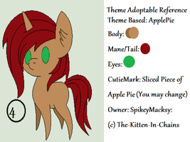Themed Adopt Reference 1 by The-Kitten-In-Chains