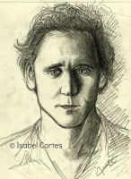 Hiddleston by Isnabel