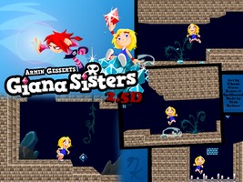 Giana Sisters 2.5D: Promo1 by Piggybank12