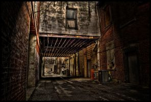The Dark Alley by dissenters101