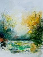 watercolor 905081 by pledent