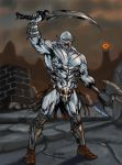 Azog the Defiler by Ronron84