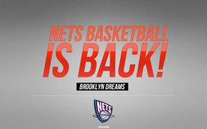 New Jersey Nets Wallpaper by IshaanMishra