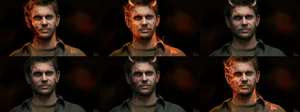 The fires of hell - Different versions by Lasse17