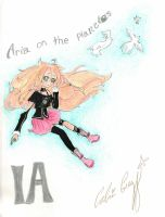 IA - Aria On The Planets by gaarapandachan