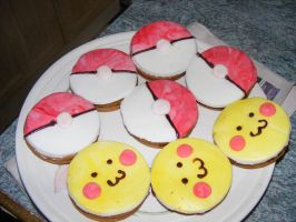 Pokemon biscuits by Bonzo-1039