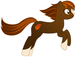 Linger :: MLP OC by annamage
