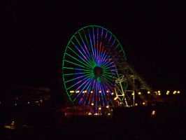 Ferris Wheel 2 by Renstock