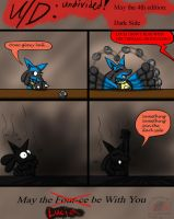 Undivided (May 4th edition): Dark side by Snowfyre