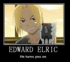 EDWARD ELRIC demotivational by EpicEmoSkittles