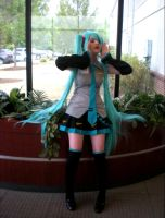 Hatsune Miku: Call by emilaz3
