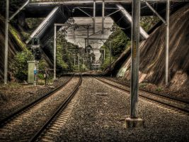 HDR Tracks by Wretched-Existence