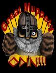 Great Muppety Odin by StephenBergstrom