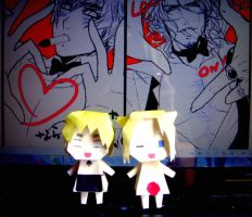 France and England Papercrafts by Angelay-Kid