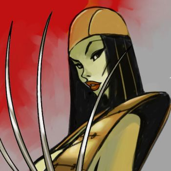Lady Deathstrike_dome by Seeso2D
