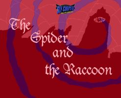 The Spider and the Racoon Title-Thieves United by XaviorTheLycan