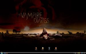 the vampire diaries by MrsMilly
