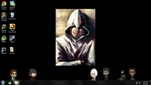 My Assassin's Creed Shimejis by Necrobitch91
