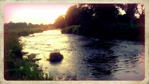 Nenagh River 5 by PicTd