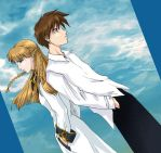 gundamwing fanfic cover by chicharon