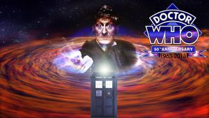 The 3rd Doctor wp by SWFan1977