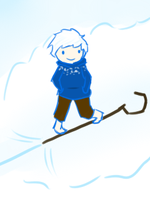 Quick tiny Jack Frost by ForeverMuffin