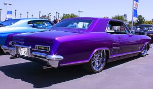 Z Purple Buick by StallionDesigns