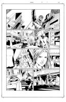 Witchblade 165 Page 3 Phillip Sevy by thecreatorhd