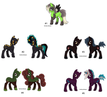 MLP Adopts - Adopted by Feralx1