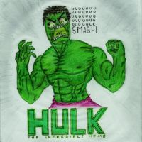 HULK the incredible meme by TheWallProducciones