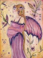 The gift expectant mom fairy by Fairylover17