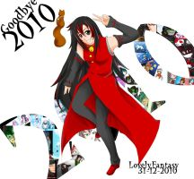 GoodBye 2010 by lovelyfantasy