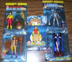 new teen titans carded by nightwing70