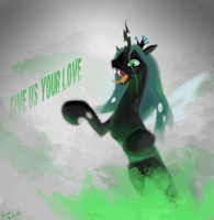 Chrysalis Love by Rixnane