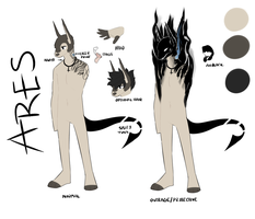 Ares Ref by overIord