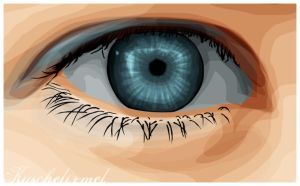 Vector Eye by kuschelirmel