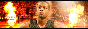 Dwayne Wade - Signature by me969