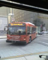 3200 New Flyer Bus 2 by PrincessKooh