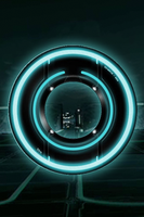 Tron Legacy iPhone bg2 by gameover89