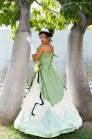 Innocent Tiana by xAleux