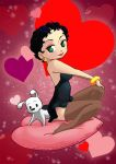 Animation PinUp Girl: Betty Boop by Eeni