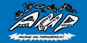 Amusing Mini Paranormals AMP logo by Meadowknight