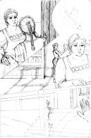 Comic Page-Pencils 1 by alysia