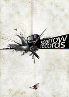 Sparrow Records Poster by Birthed