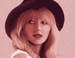 RED - Taylor Swift by werewolf-at-heart