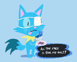 HAPPY BDAY TO ME by EvilSonic2