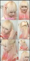 Plaited Bow Headband Hair Tutorial by VioletLeBeaux