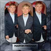 Martin Freeman #03 by SomeoneInTheForest