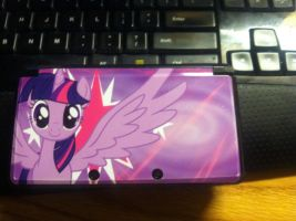 My 3DS by mRcracer