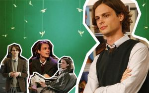 Spencer Reid by CuriouserCuriouser